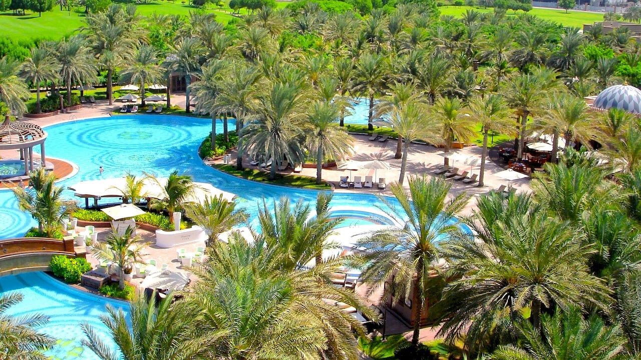 Green Abu Dhabi