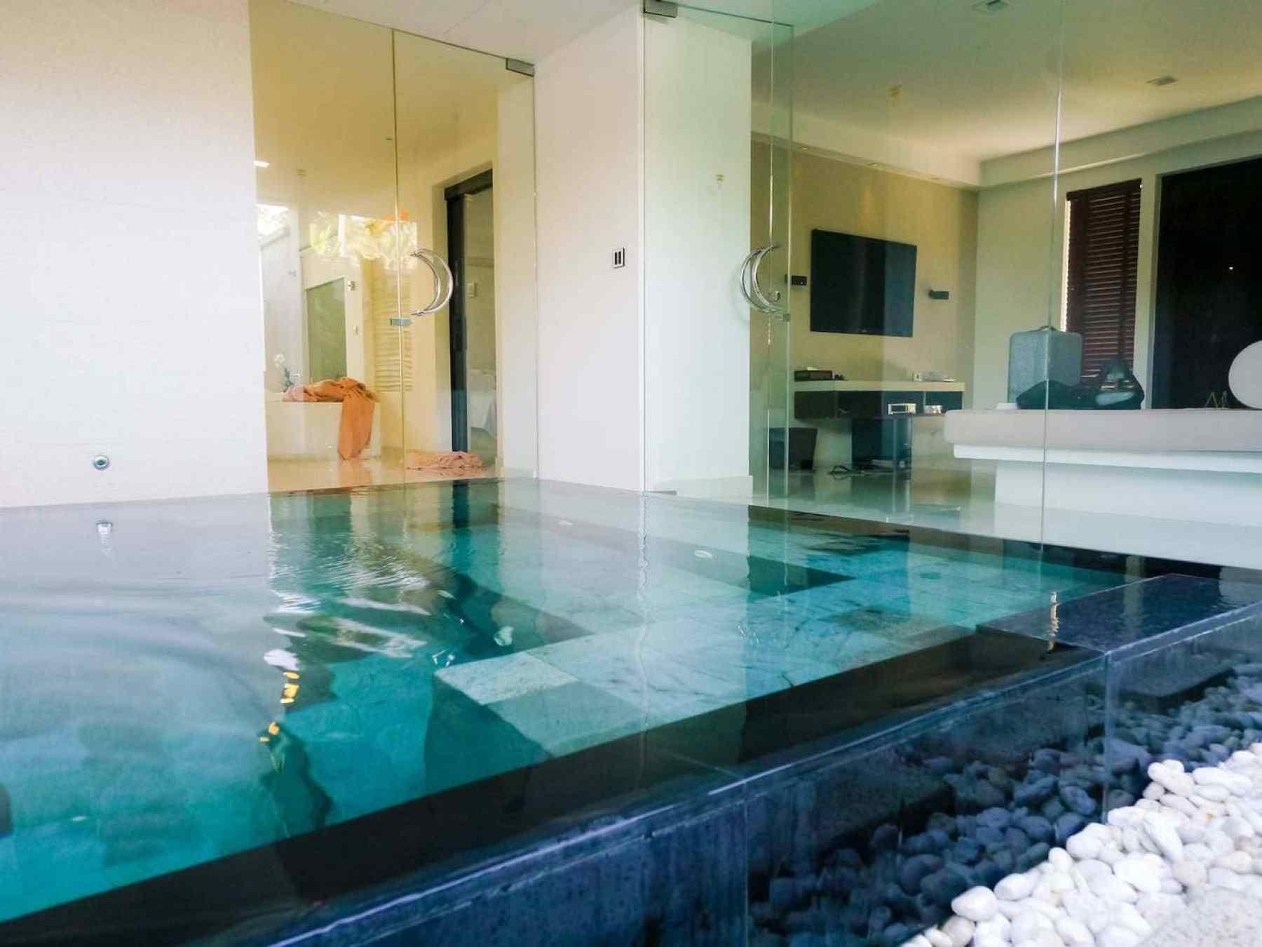 Our Spa Pool Villa Room