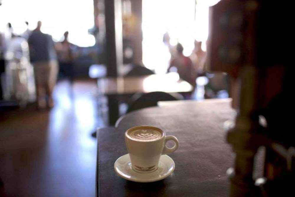 Catch a coffee at one of the many hipster hangouts in the CBD