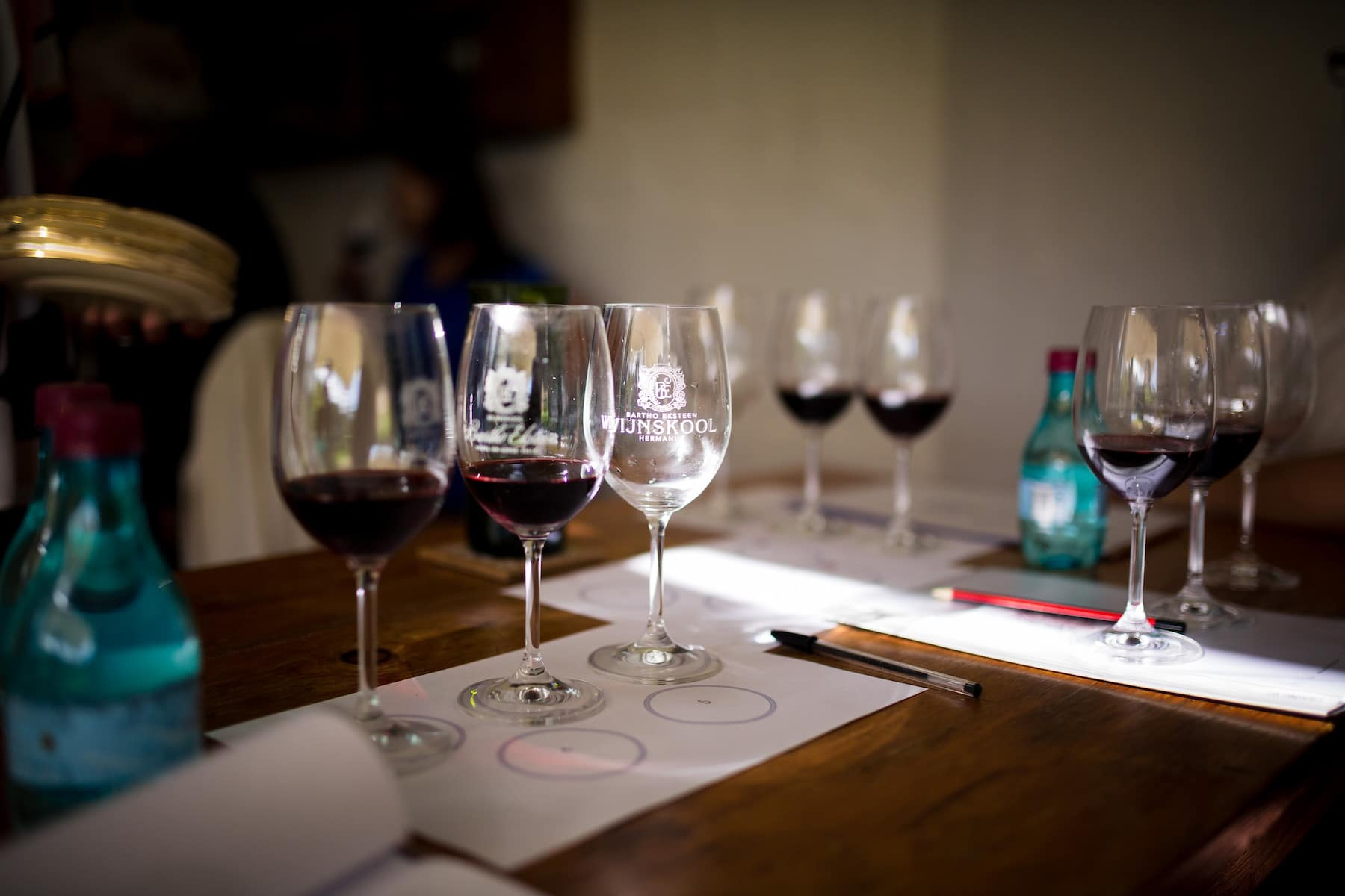 Wijnskool wines