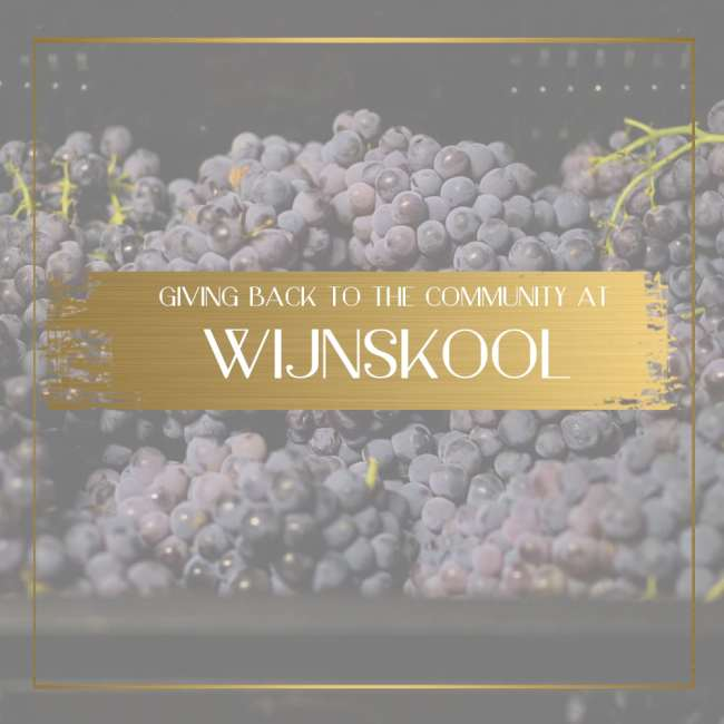 Wijnskool feature