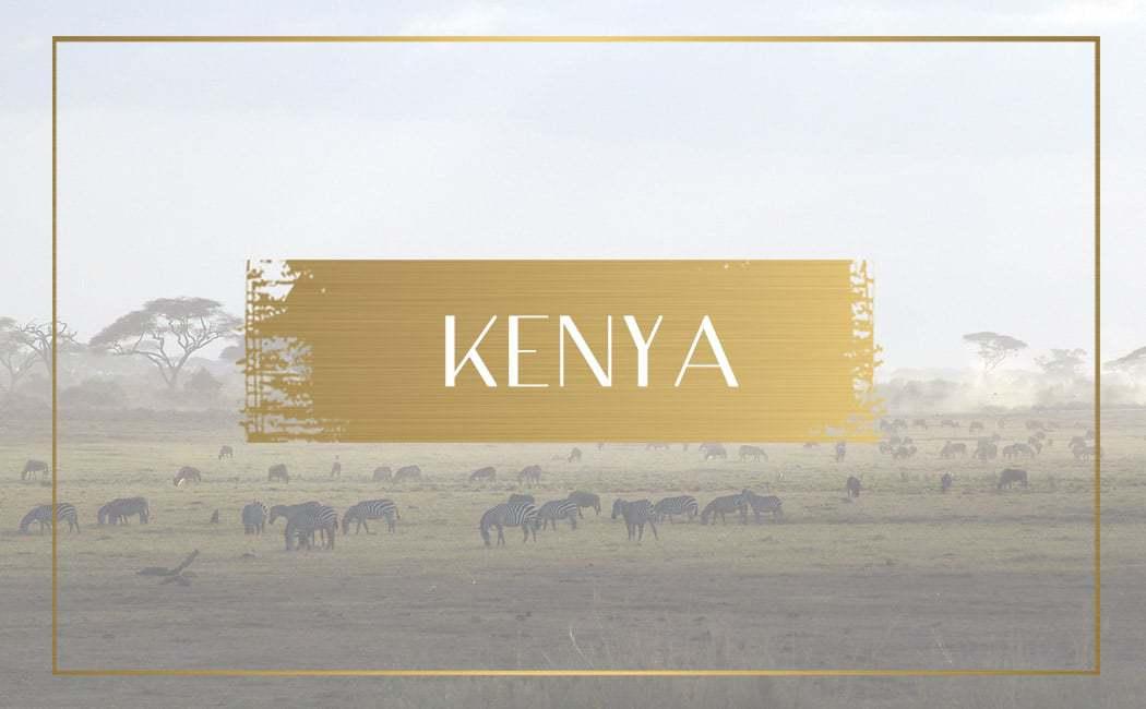 destination Kenya