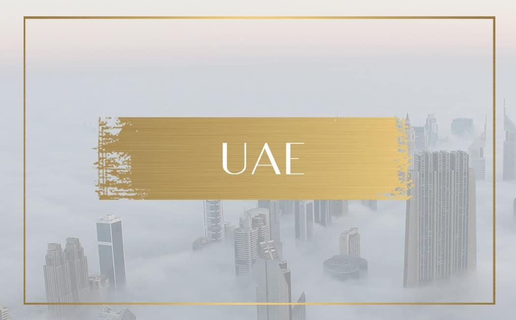 Destination UAE