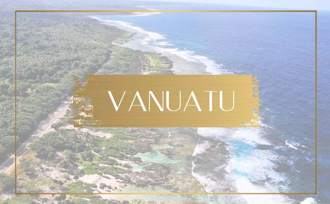 destination Vanuatu