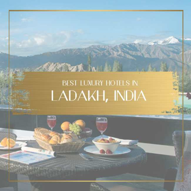 resorts in Ladakh Feature