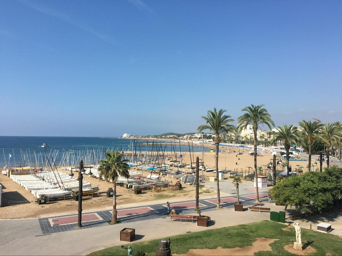 Best beaches in Sitges