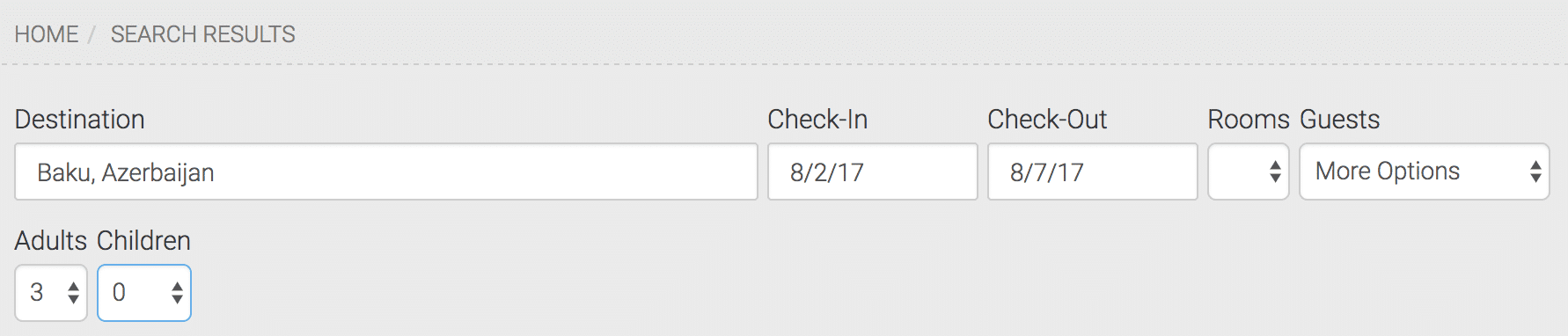 Sears dates