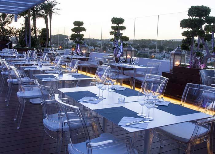 Dinner in Sitges