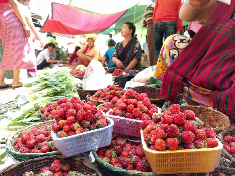 Nyaung Shwe Market