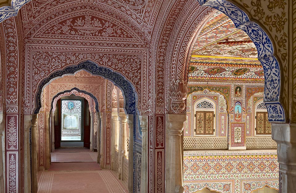 luxury hotels in Jaipur