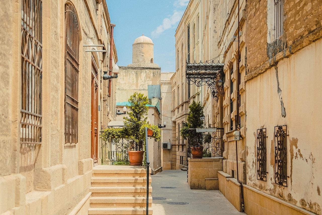 Azerbaijan town
