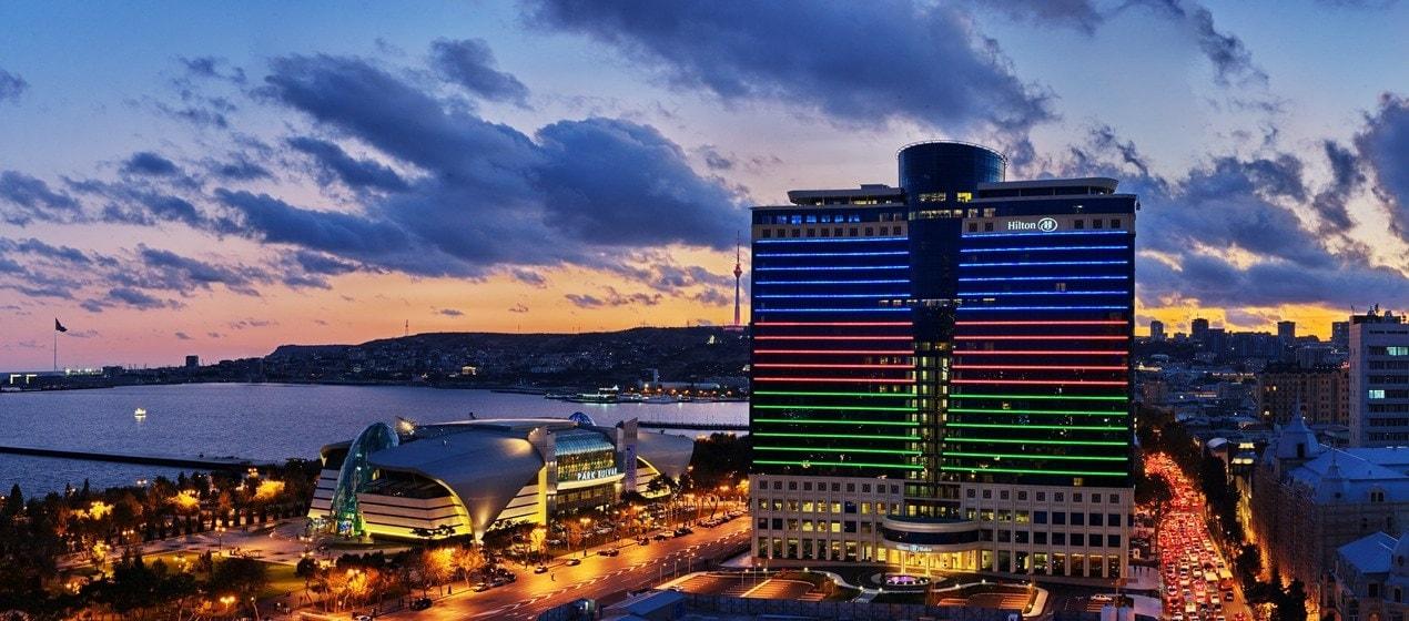 Hilton baku azerbaijan