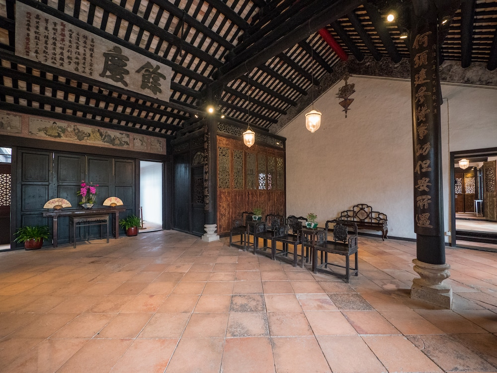 """Inside Macau's Mandarin House"""