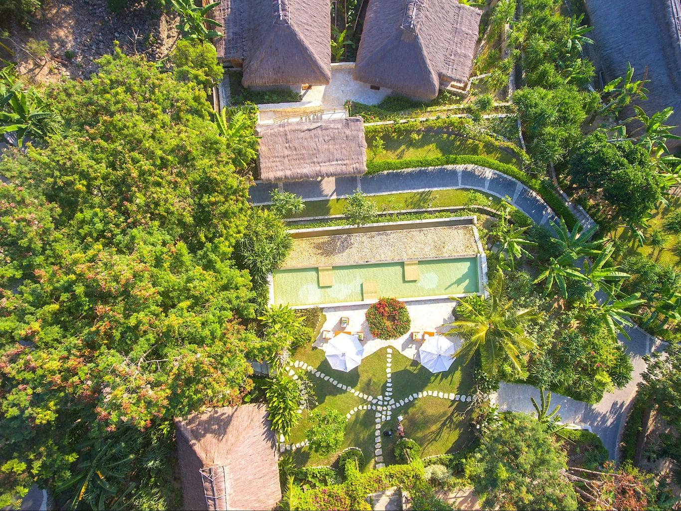 Nihi Sumba Hotel review, From the top