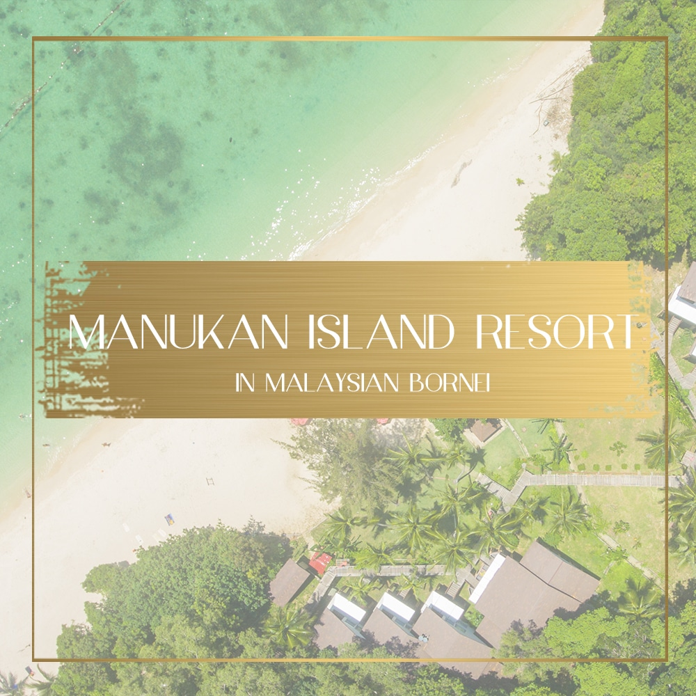 Manukan Island Resort In Malaysian Borneo For Pristine