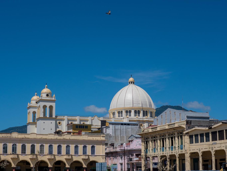 San Salvador dome