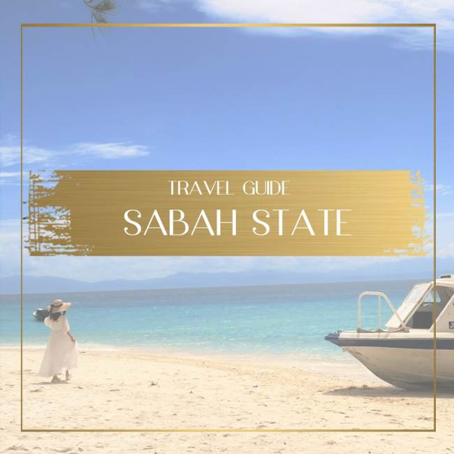 Travel Guide to Sabah Feature