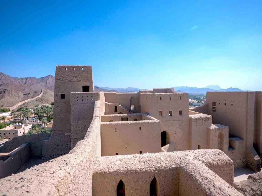 Bahla Fort Rooftop