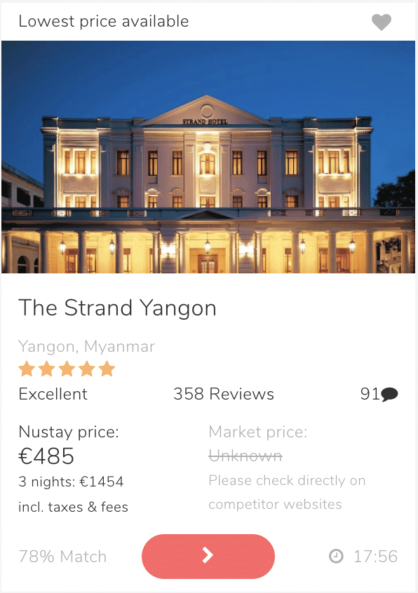 The Strand Yangon