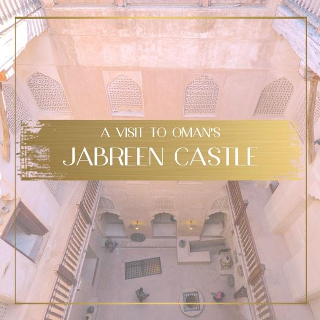Jabreen Castle Feature