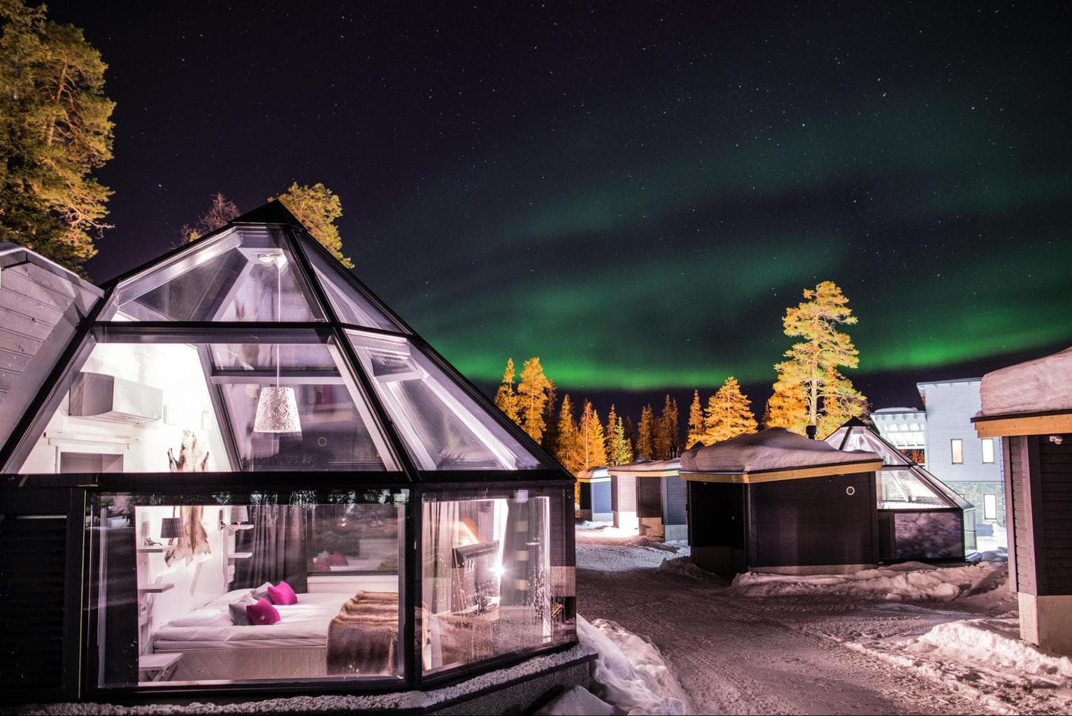 The Bubble Hotel Golden Circle Iceland holiday travelling