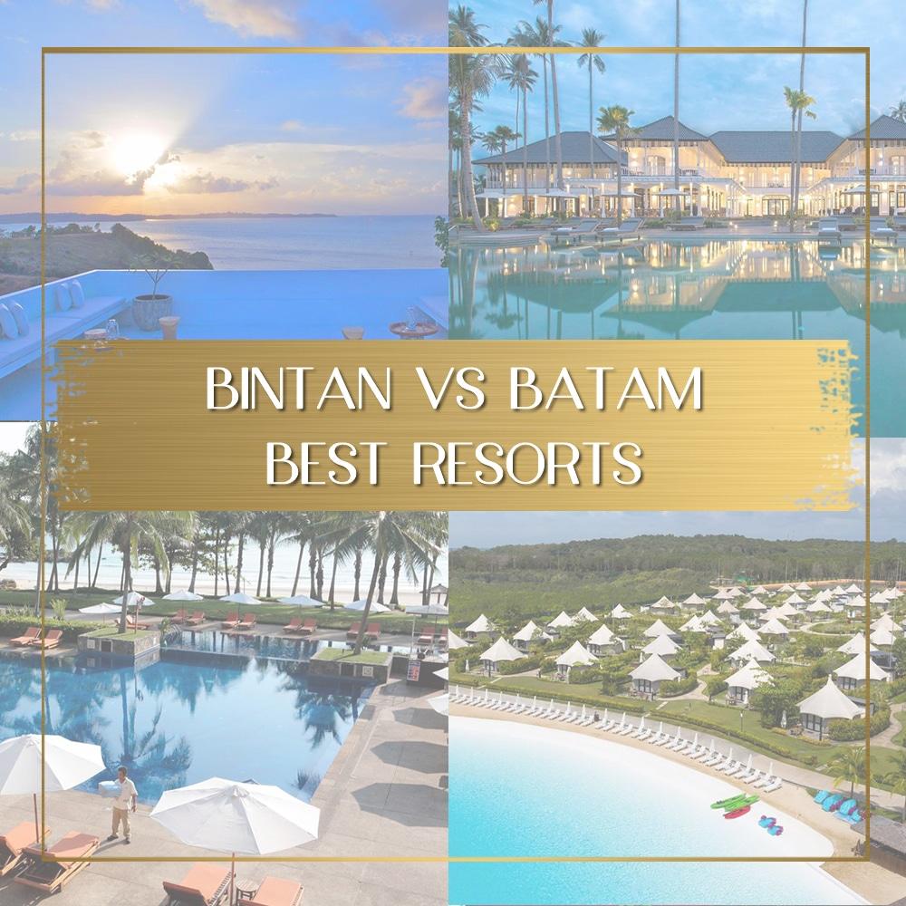 Best resorts near Singapore feature