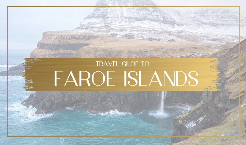 Faroe Islands Main