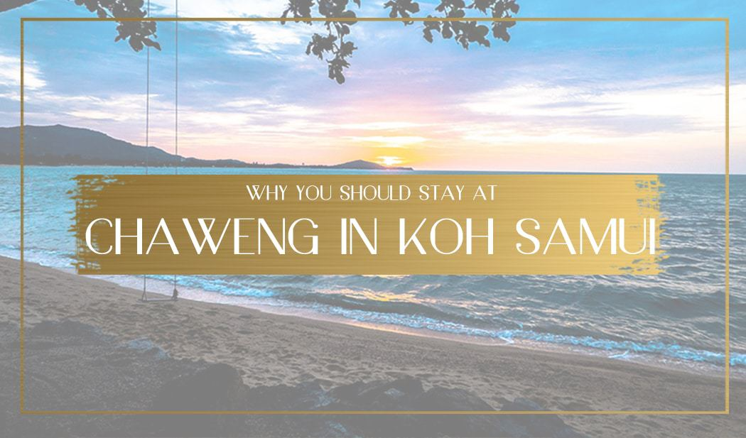 Chaweng in Koh Samui Main