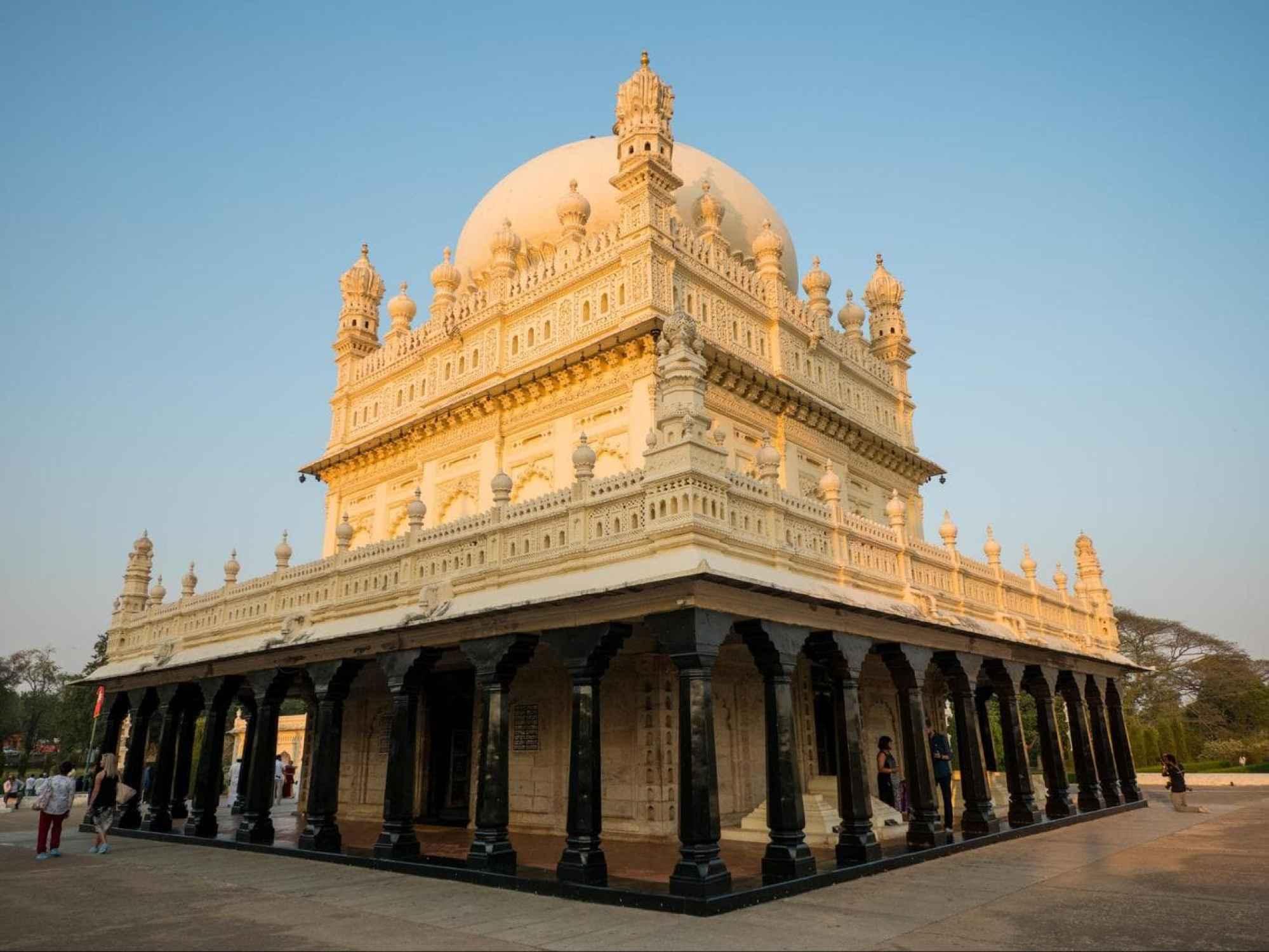 Gumbaz, Tipu Sultan's Mausoleum exterior