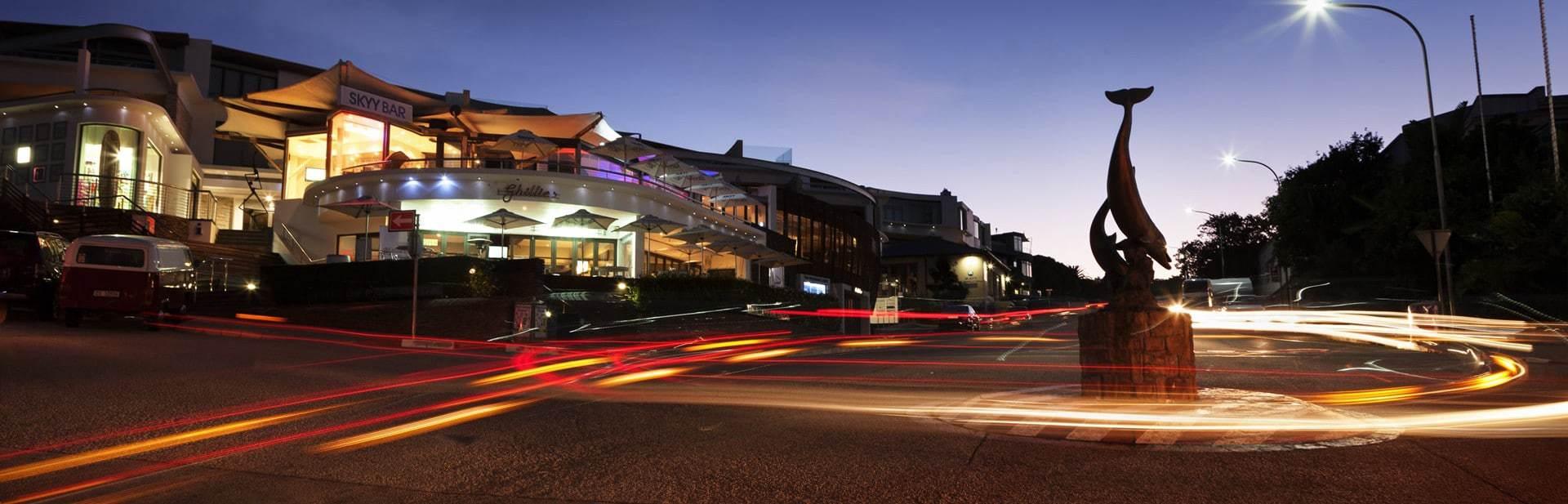 Plettenberg Bay Main Street