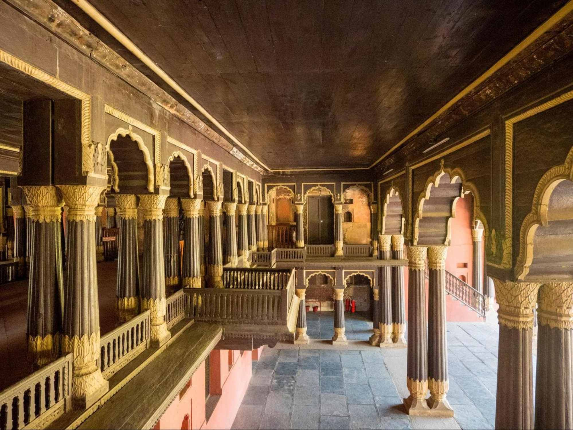 Tipu Saltan interior