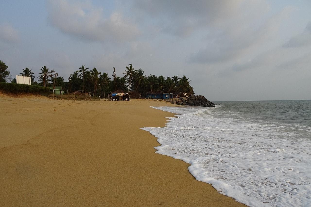 Panambur beaches