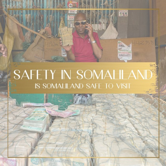Safety in Somaliland feature