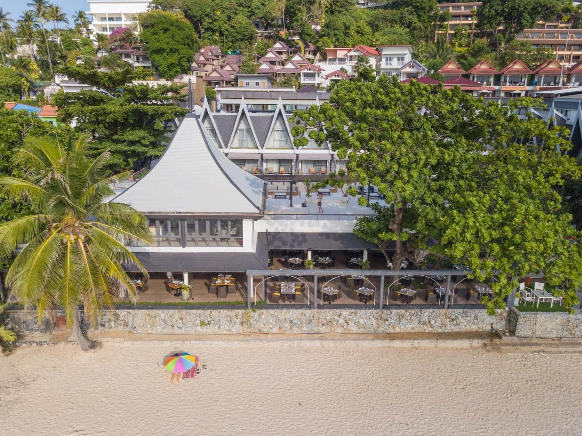 """The Boathouse Phuket breakfast views"""