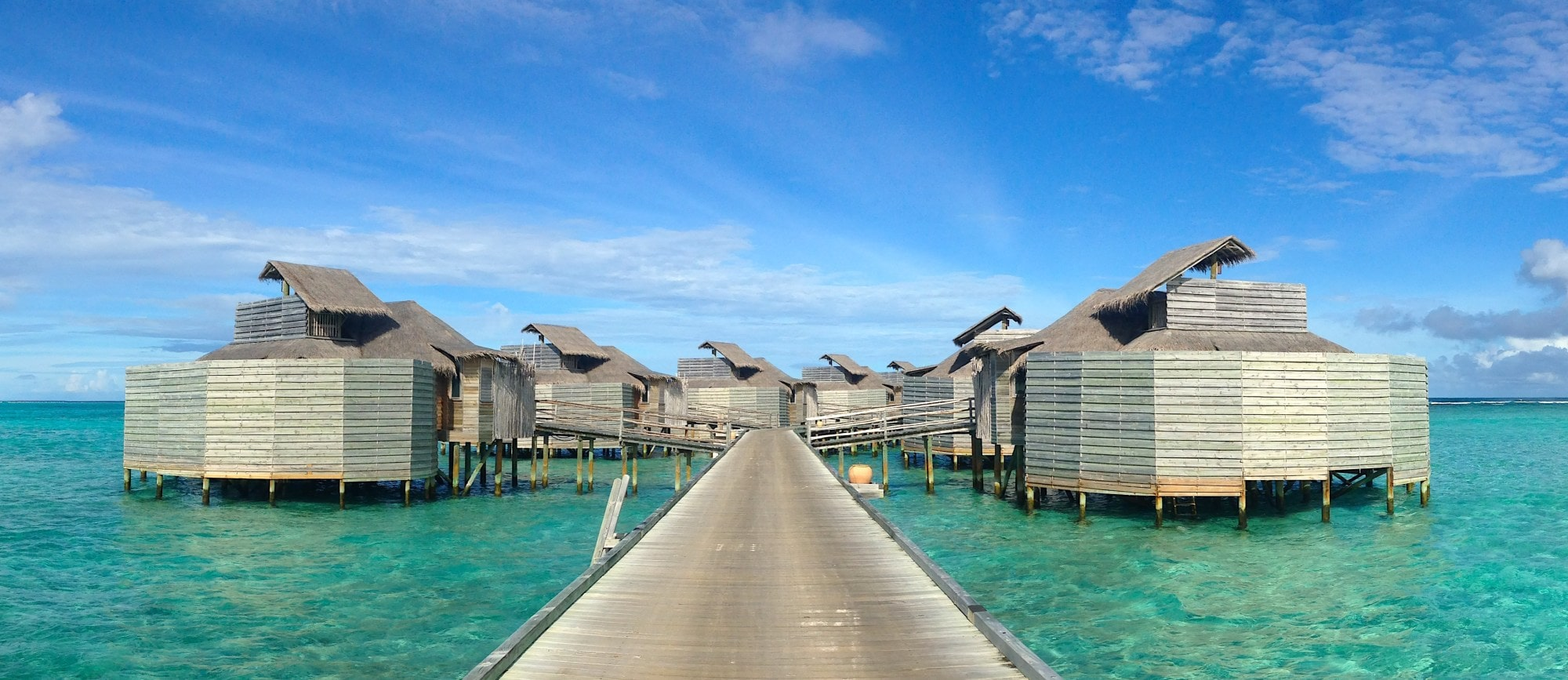 My first trip to the Maldives at Six Senses Laamu