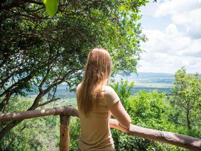 The landscapes of Akagera National Park