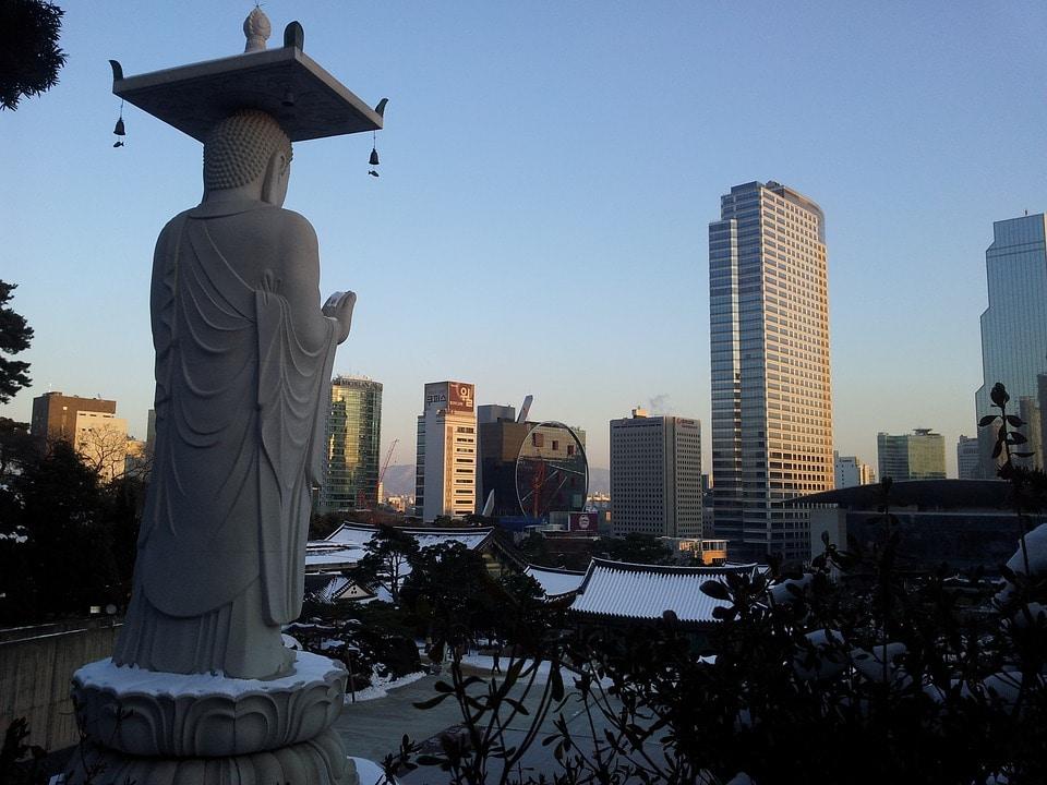 Bongeun Temple