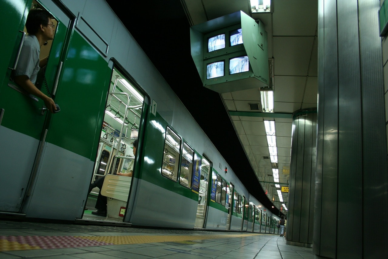 Subways in Seoul are modern, efficient and clean