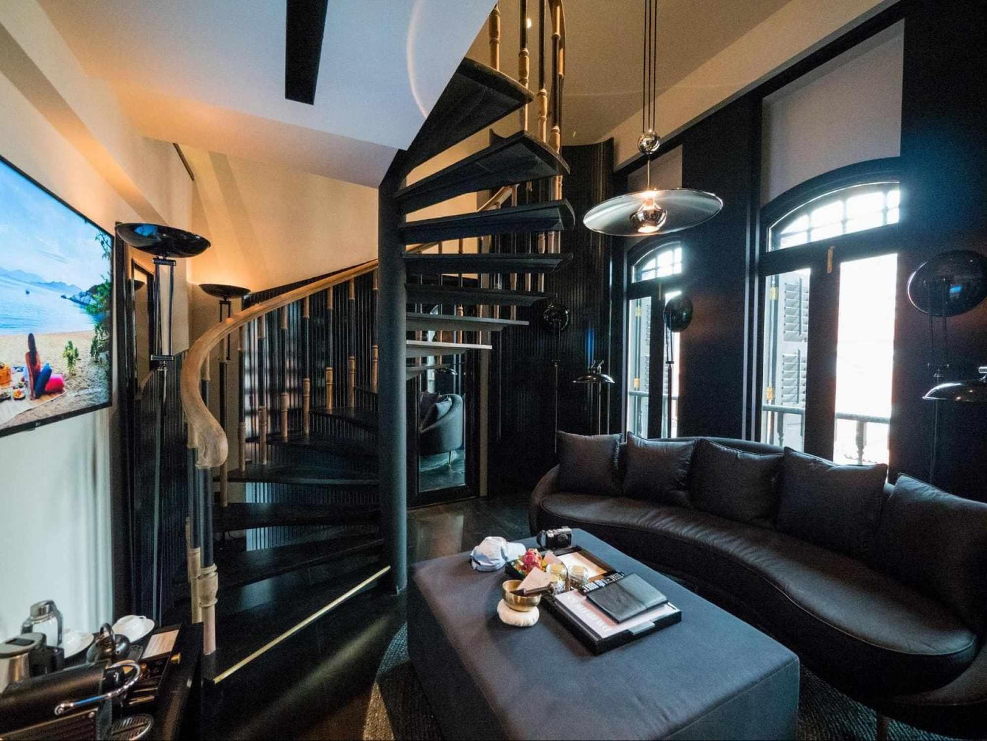 The Duplex Suite at Six Senses Duxton