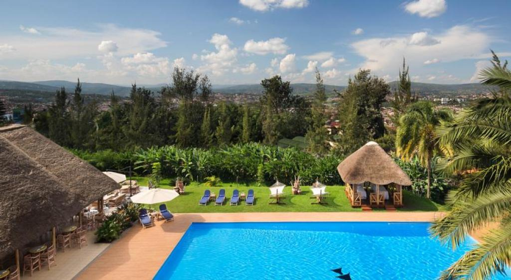 The Hotel des Milles Collines in Kigali