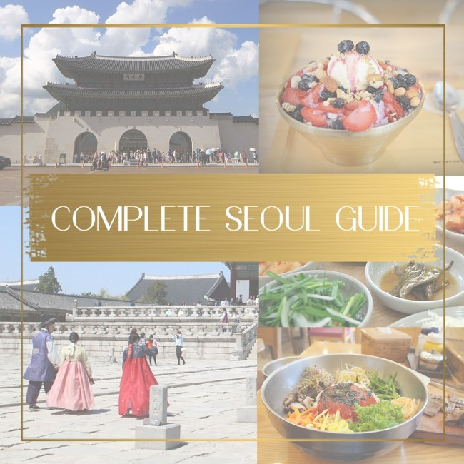Things to do in Seoul feature