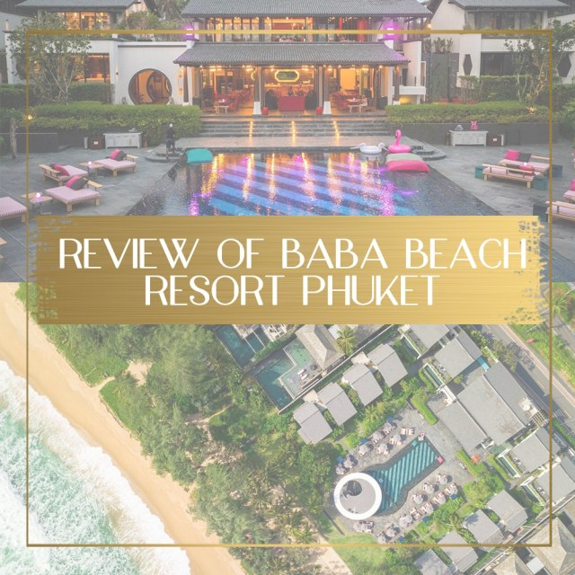 Baba Beach Resort review feature
