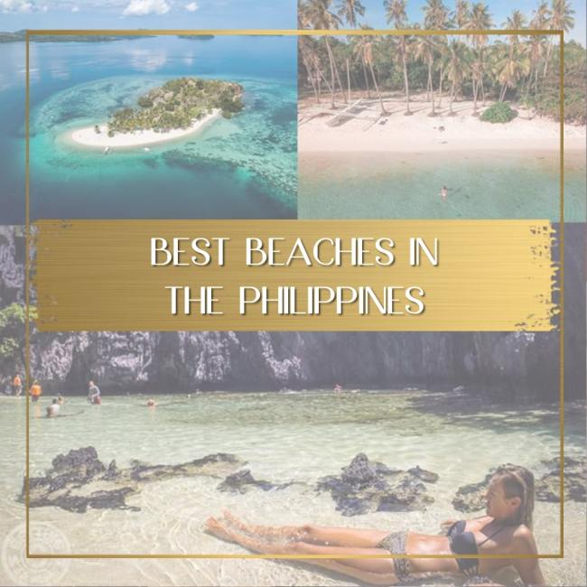 Best Beaches in the Philippines feature