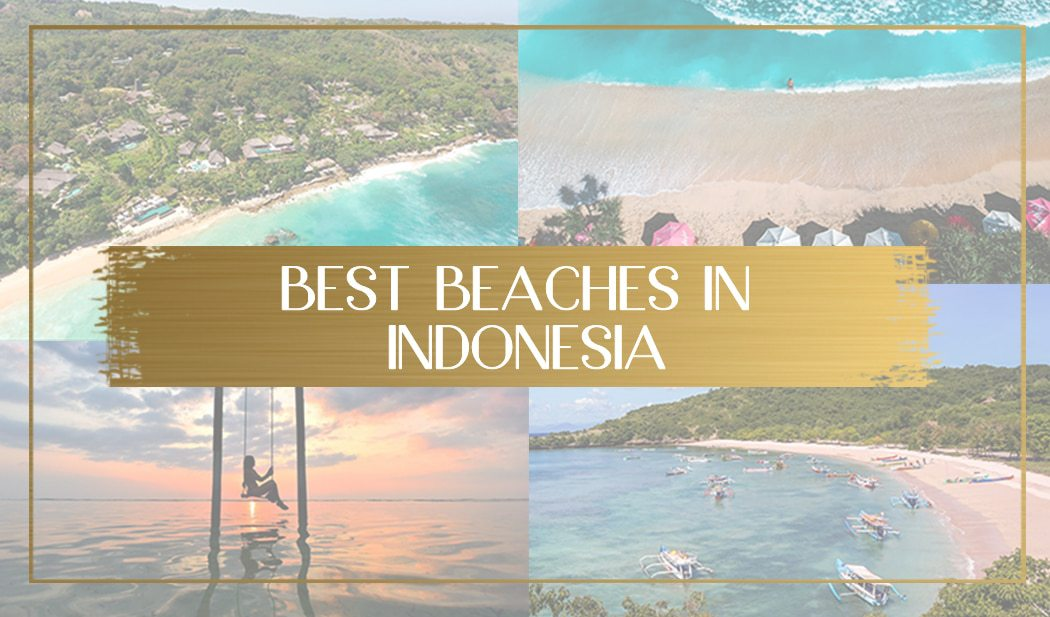 Best beaches in Indonesia main