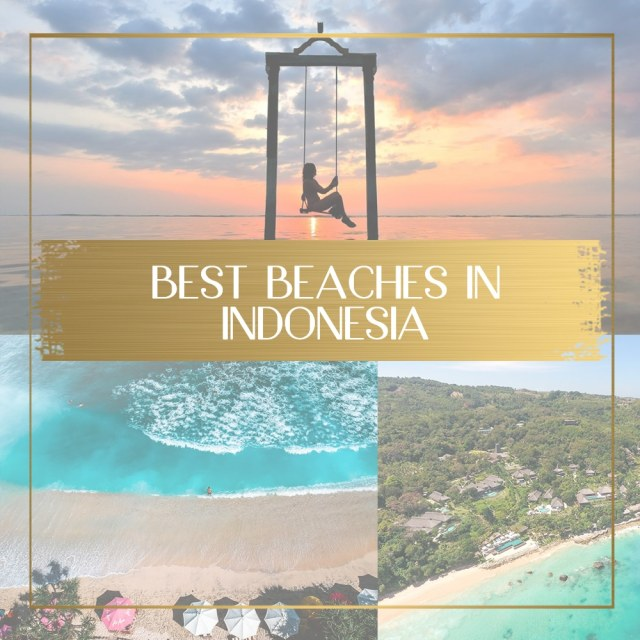 Best beaches in Indonesia feature