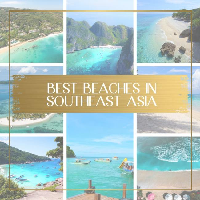 Best beaches in Southeast Asia feature