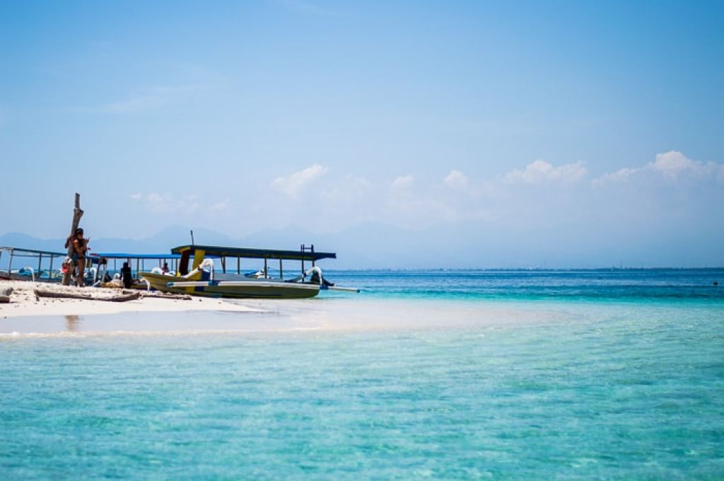 Gili Nanggu Beach in Lombok