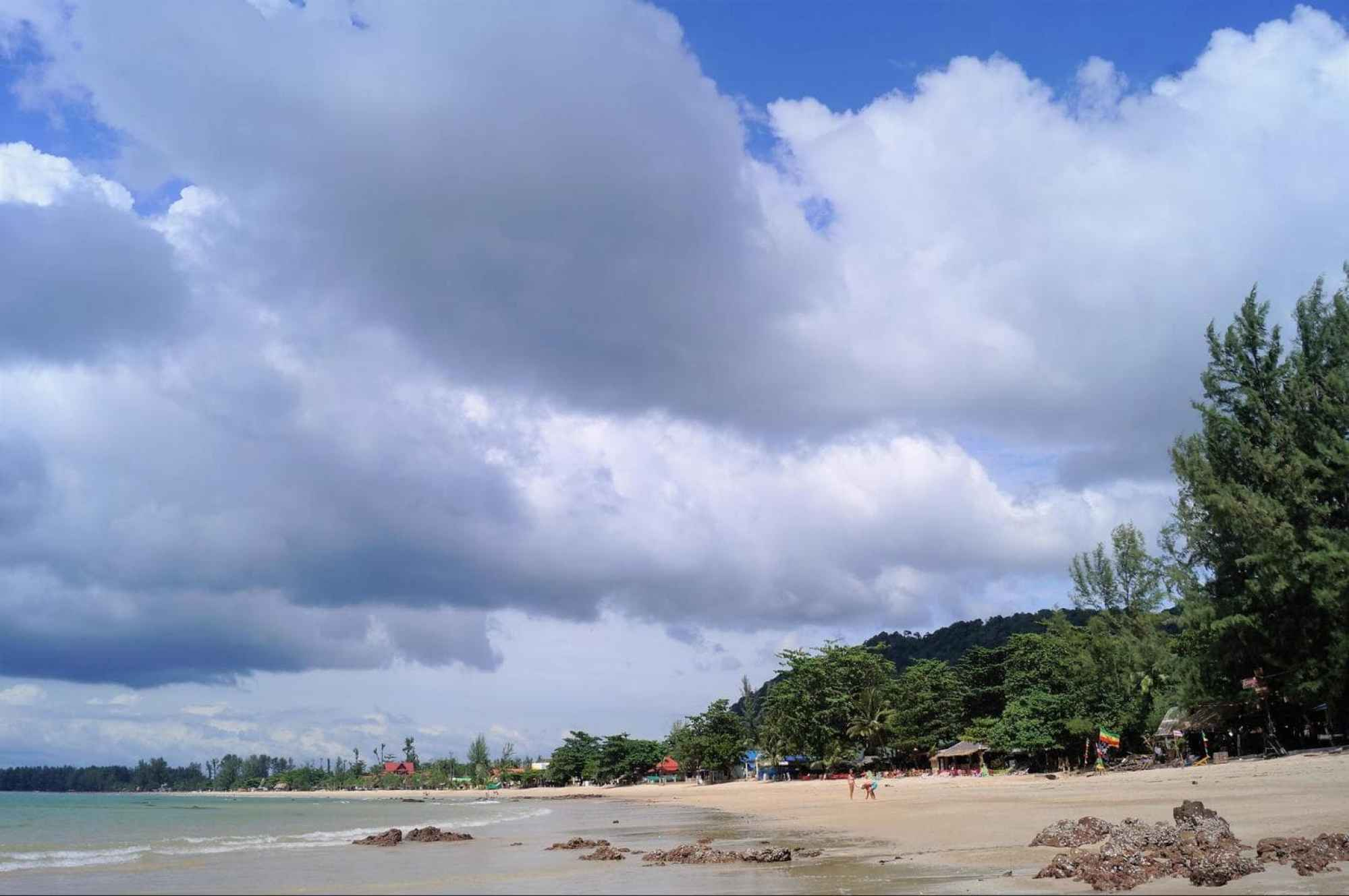 Klong Dao Beach, one of the best beaches in Thailand