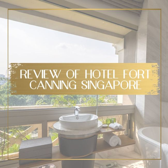 Review of Hotel Fort Canning feature
