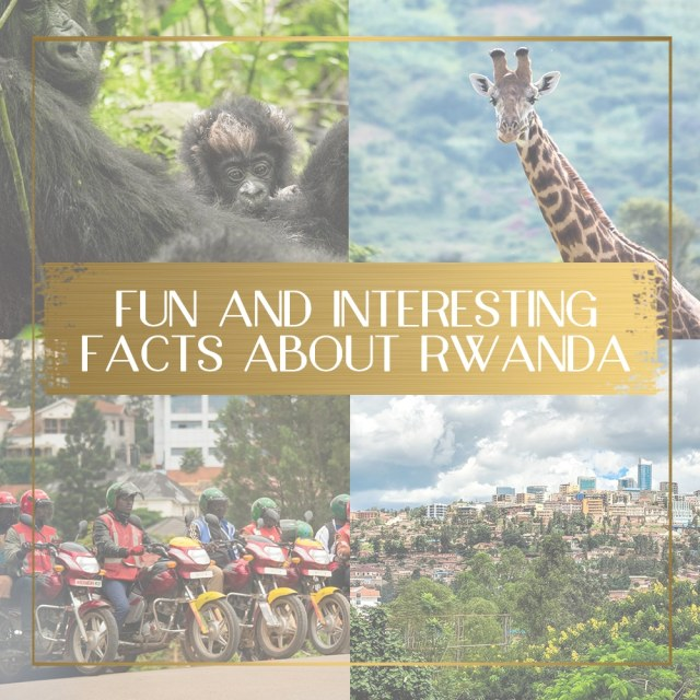 Facts about Rwanda feature